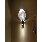 Gümüş Varaklı Kaşık Aplik: 11102016